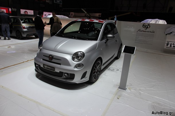 Abarth Live in Geneva 2013 (3)