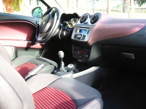 Alfa Romeo MiTo 1.3 JTDM-2 Test Drive (55)