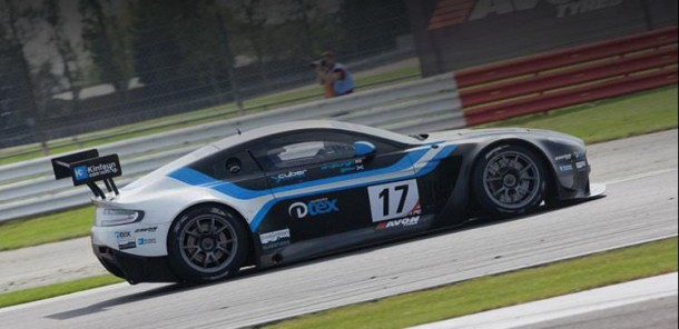 Aston Martin one-make GT3 Cup series