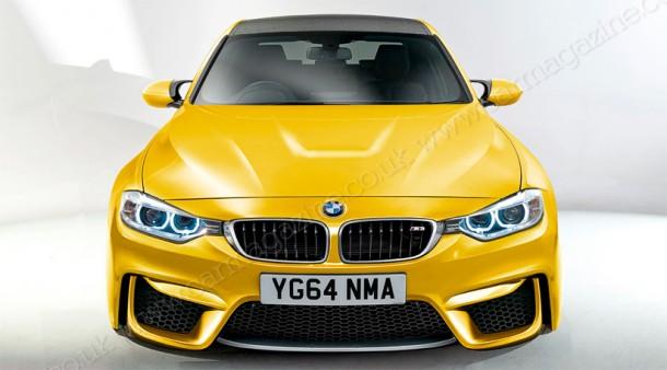 BMW M3 2014 Renderings (3)
