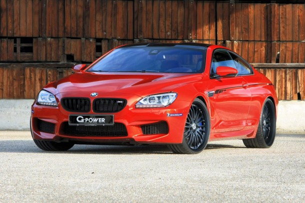 BMW M6 Coupe by G-Power (1)