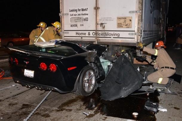 Chevrolet Corvette Crash (3)