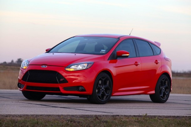 Ford Focus ST by Hennessey (1)