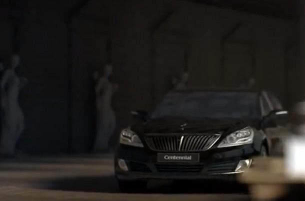 Hyundai Centennial(Equus)