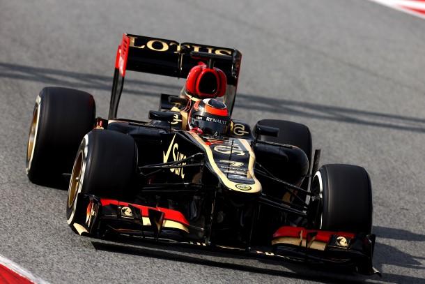F1 Testing - Barcelona (Week 2)