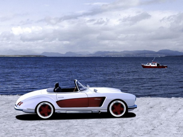 Mercedes-Benz 300 SL by Atelier Valdeig (2)