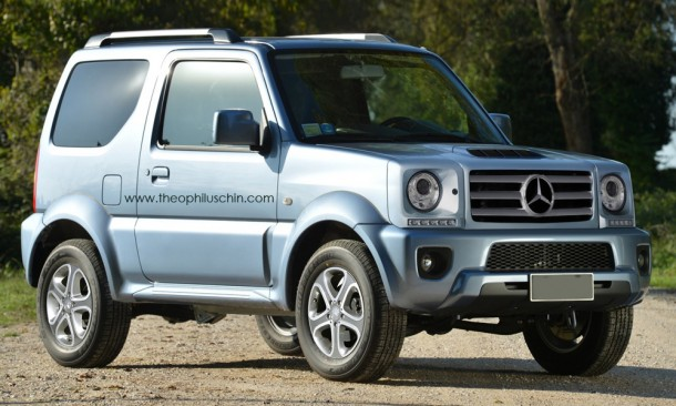 Mercedes-Benz Jimny