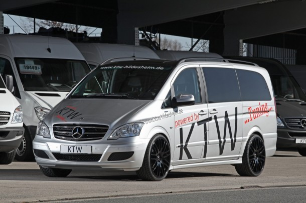Mercedes-Benz Viano by KTW Tuning (1)