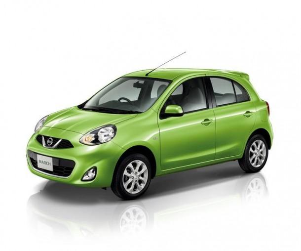 Nissan Micra faceligt 2013 (4)