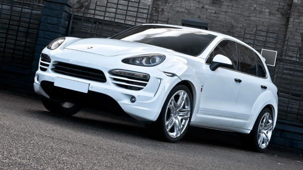 Porsche Cayenne Super Sports Wide Track by A.Kahn Design (4)
