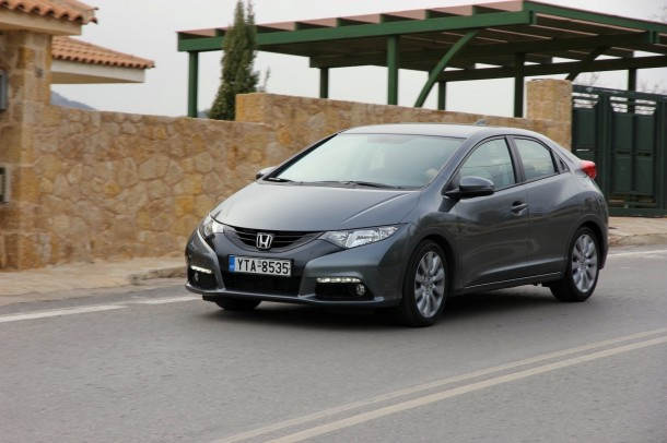 Test Drive: Honda Civic 1.6 i-DTEC - 16