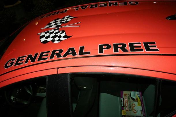 Toyota Prius General Lee (5)