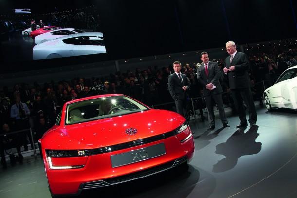 Volkswagen Group Night, Automobilsalon Genf, 05.03.2013
