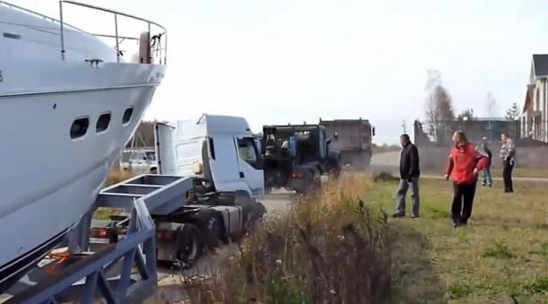 fail truck