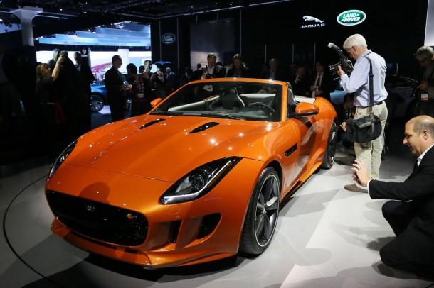 Jaguar considering 600 bhp F-Type