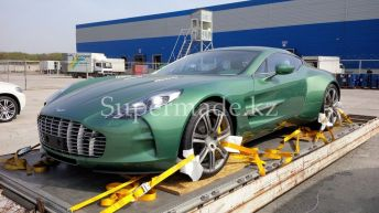 Aston Martin One-77 in Kazakhstan (1)