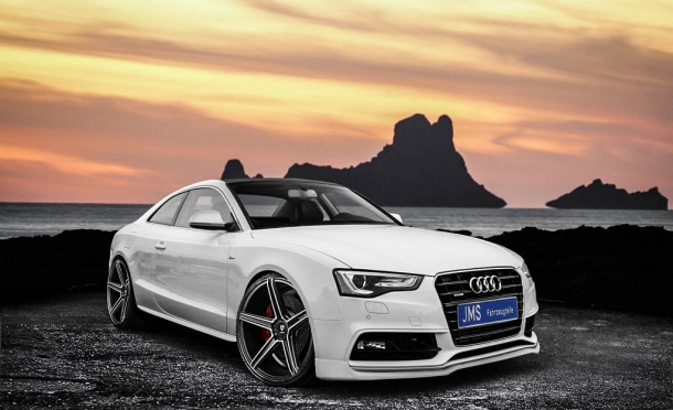 Audi A5 Facelift by JMS (1)