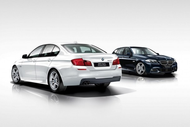 BMW 5-Series Exclusive Sport Edition (2)