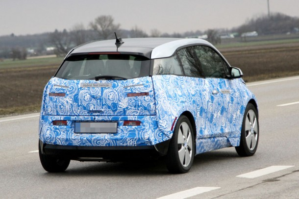 BMW i3 spy photos (4)