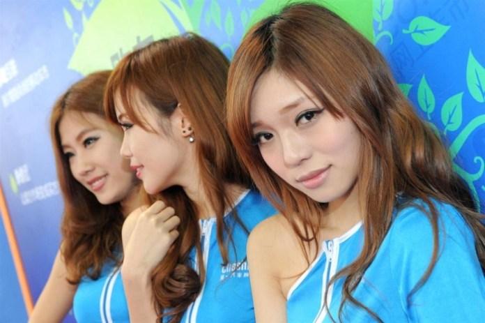Babes at Shanghai 2013 (9)