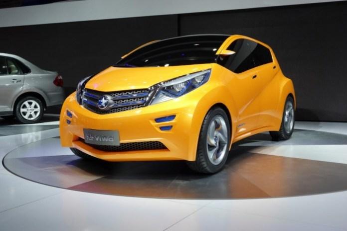 Dongfeng Nissan Viwa Concept (1)