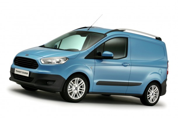 Ford Transit Courier 2013 (2)