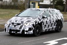 Honda Civic Tourer Spy Photos (2)