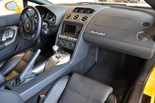 Lamborghini Gallardo manual gearbox (3)