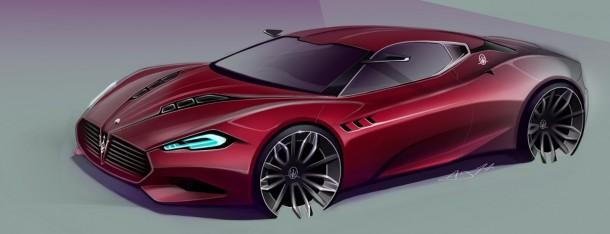 Maserati GranCorsa Concept Study (3)