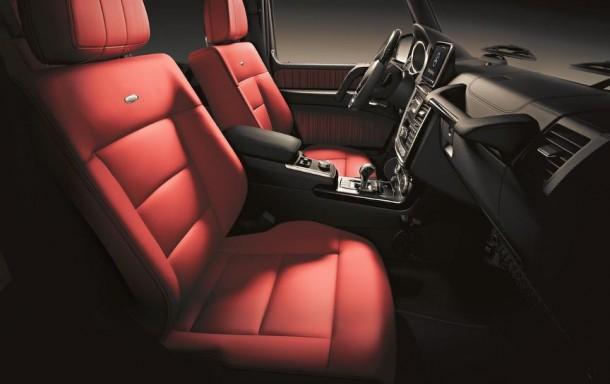 Mercedes-Benz G550 Night Edition 2
