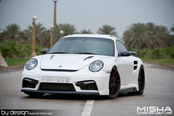 Misha Design Porsche 911 997 GTM by ByDesign Motorsports (5)