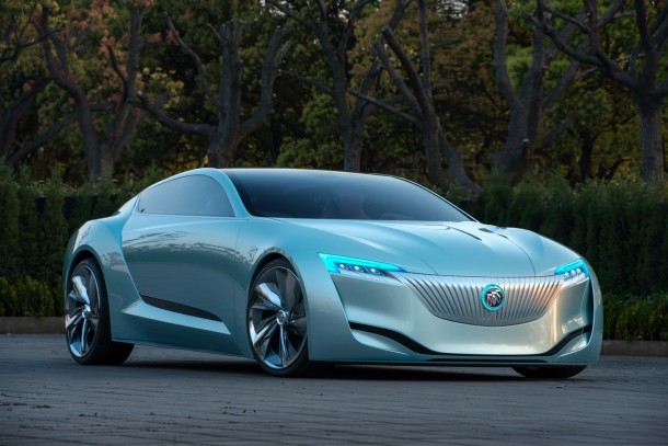 New Buick Riviera concept vehicle
