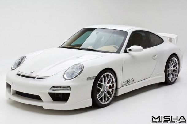 Porsche 911 997 by Misha Designs (1)