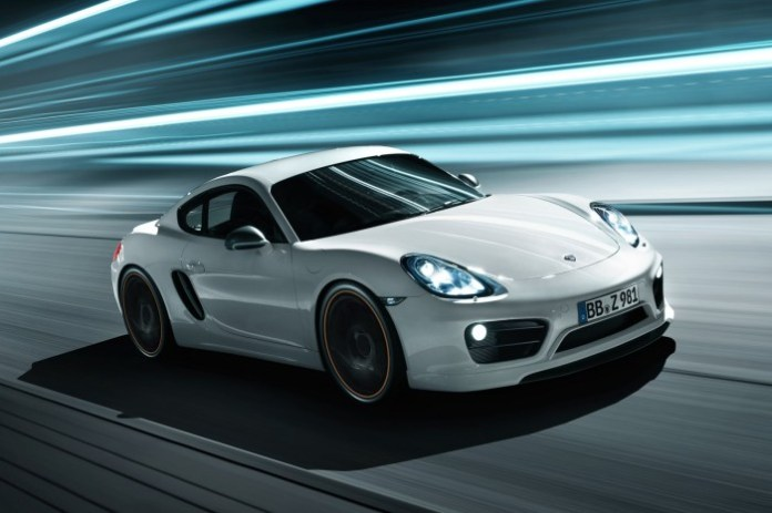 Porsche Cayman by TechArt (3)