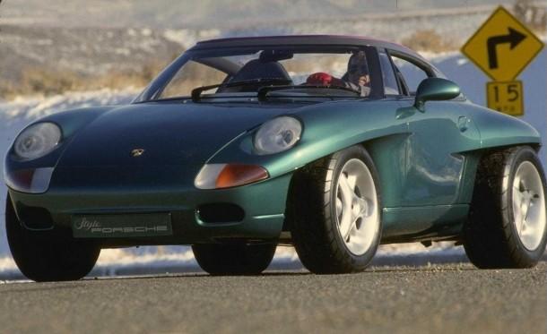 Porsche Panamericana Concept 1989 (1)