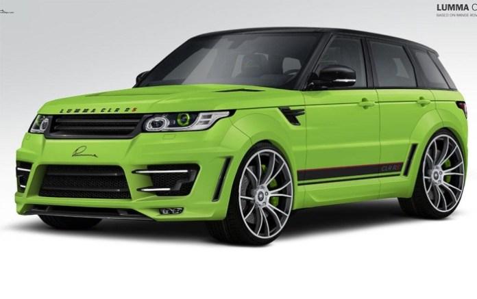 Range Rover Sport CLR RS by Lumma Design (3)