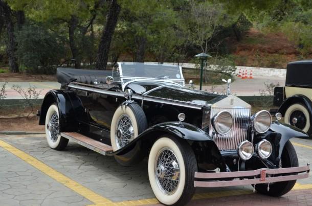 Rolls Royce Phantom I Ascot tourer 1929 (1)