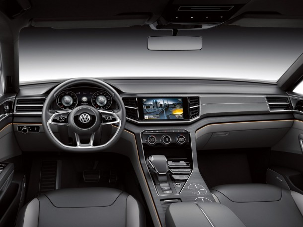 Volkswagen CrossBlue Coupe Concept (11)