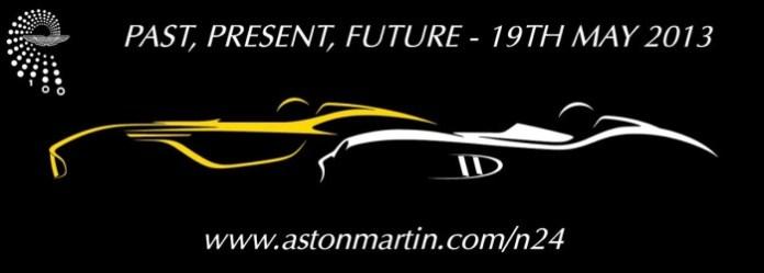 Aston Martin CC100 concept teaser image