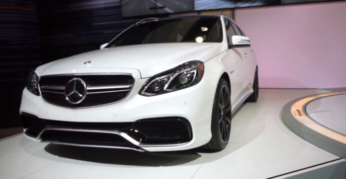 2014 E63 AMG S-Model Wagon -- Product Manager Walk Around -- Mercedes-Benz