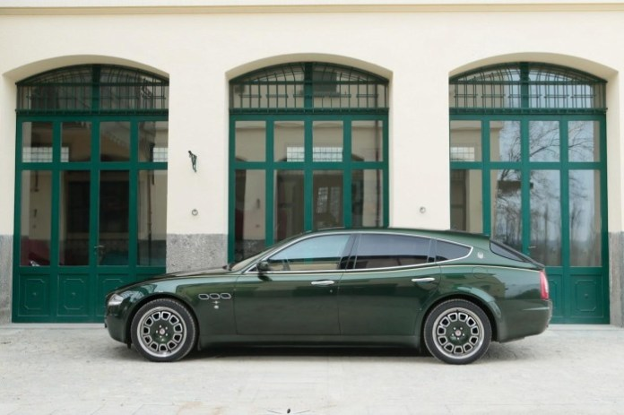 2009 Maserati Quattroporte Shooting Brake