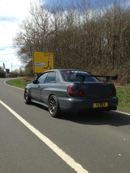 Subaru Impreza STI by Revolution Motorstore