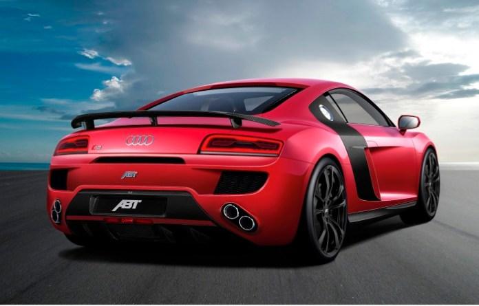 Audi R8 V10 by ABT (2)