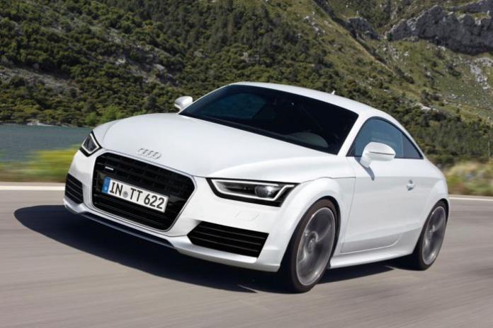 Audi TT 2014 Renderings (1)