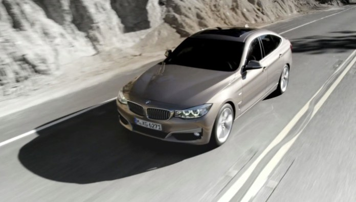 BMW 3 Series Gran Turismo. Product presentation.