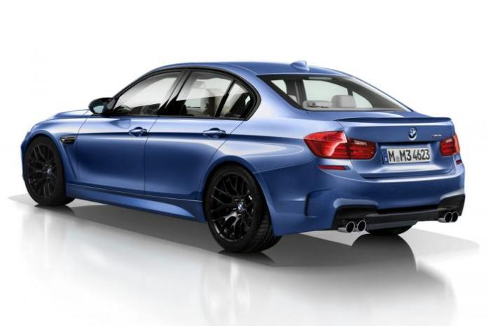 BMW M3 2014 First Photos (2)
