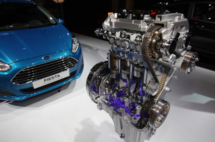 Ford-Fiesta-1.0-liter engine