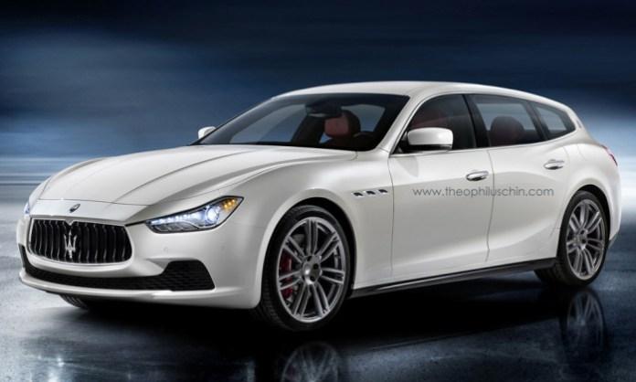 Maserati Ghibli Fastback (1)
