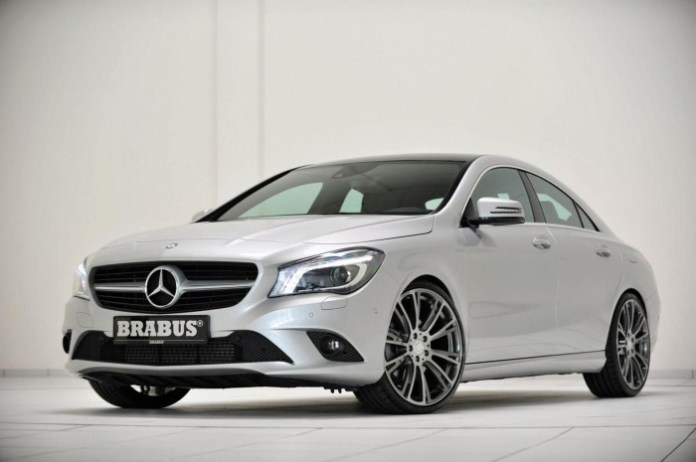 Mercedes CLA by Brabus (1)