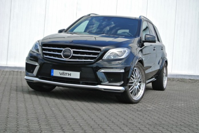 Mercedes ML63 AMG V63RS by Vath (2)